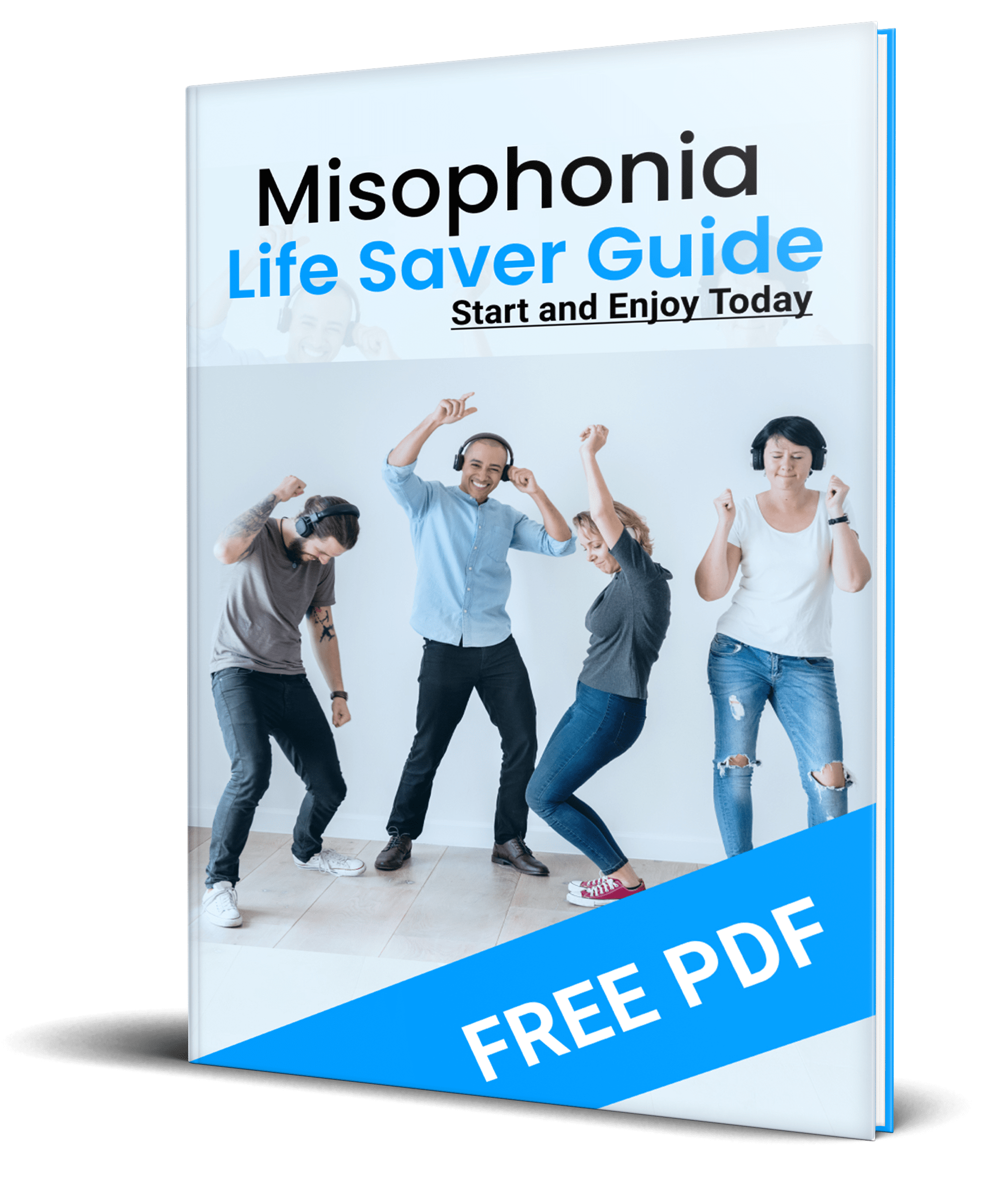 Life Safe PDF Guide From Benfeel For Misophone -min
