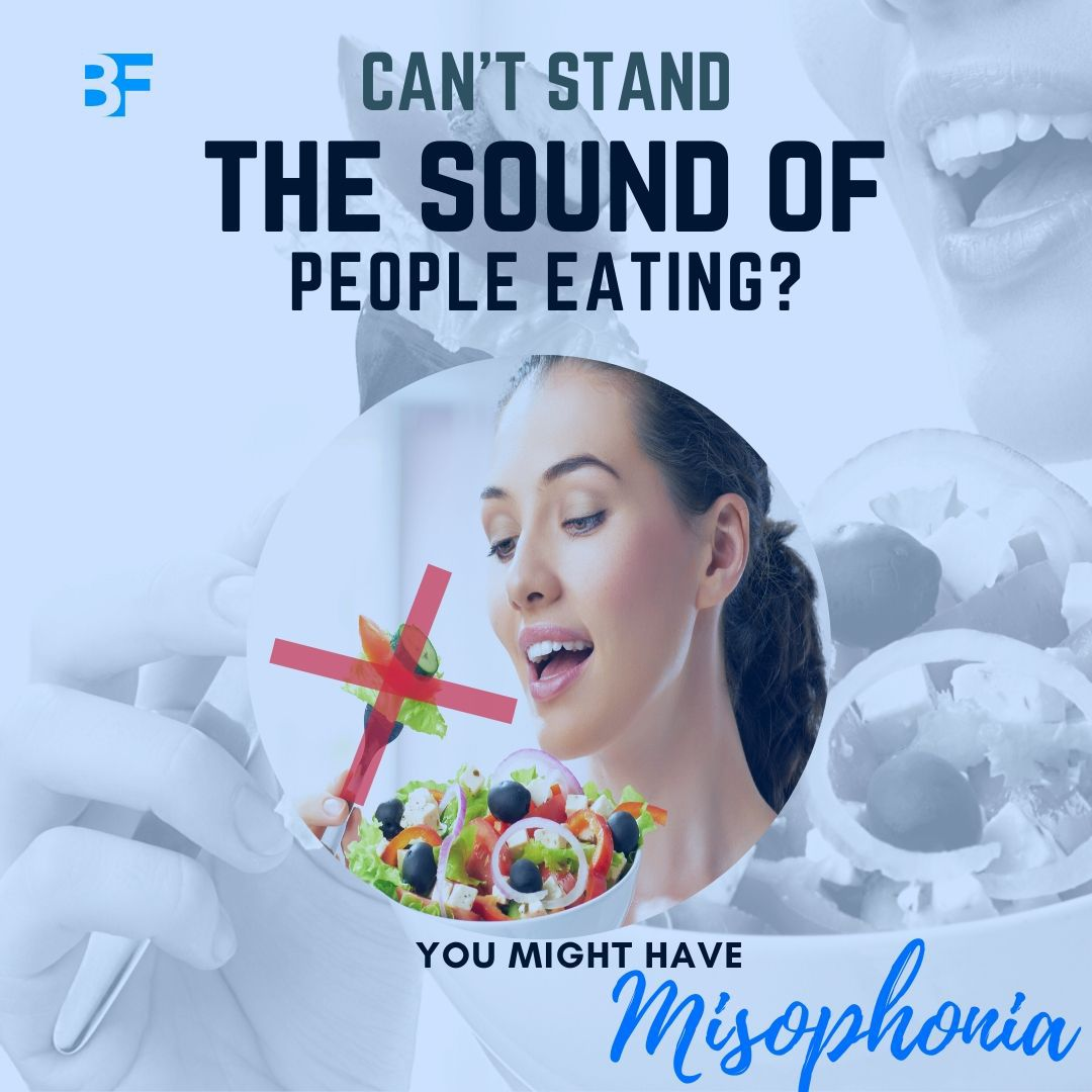 Can't stand the sound of people eating you might have misophonia-min