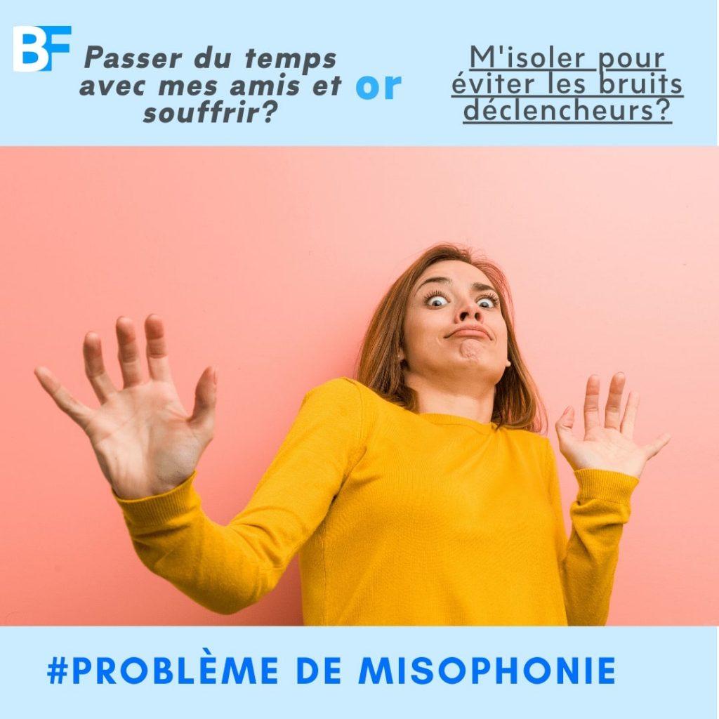 Problème De Misophonie Ami ou Solitude-min
