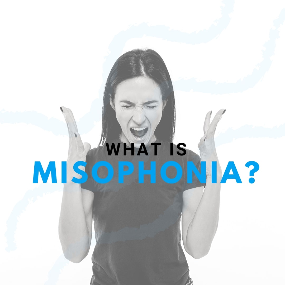what is misophonia