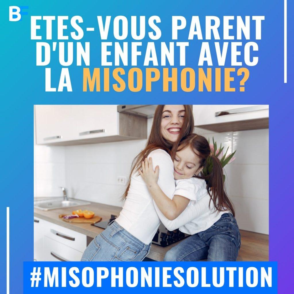 Etes vous parent d'un enfant avec la misophonie -min