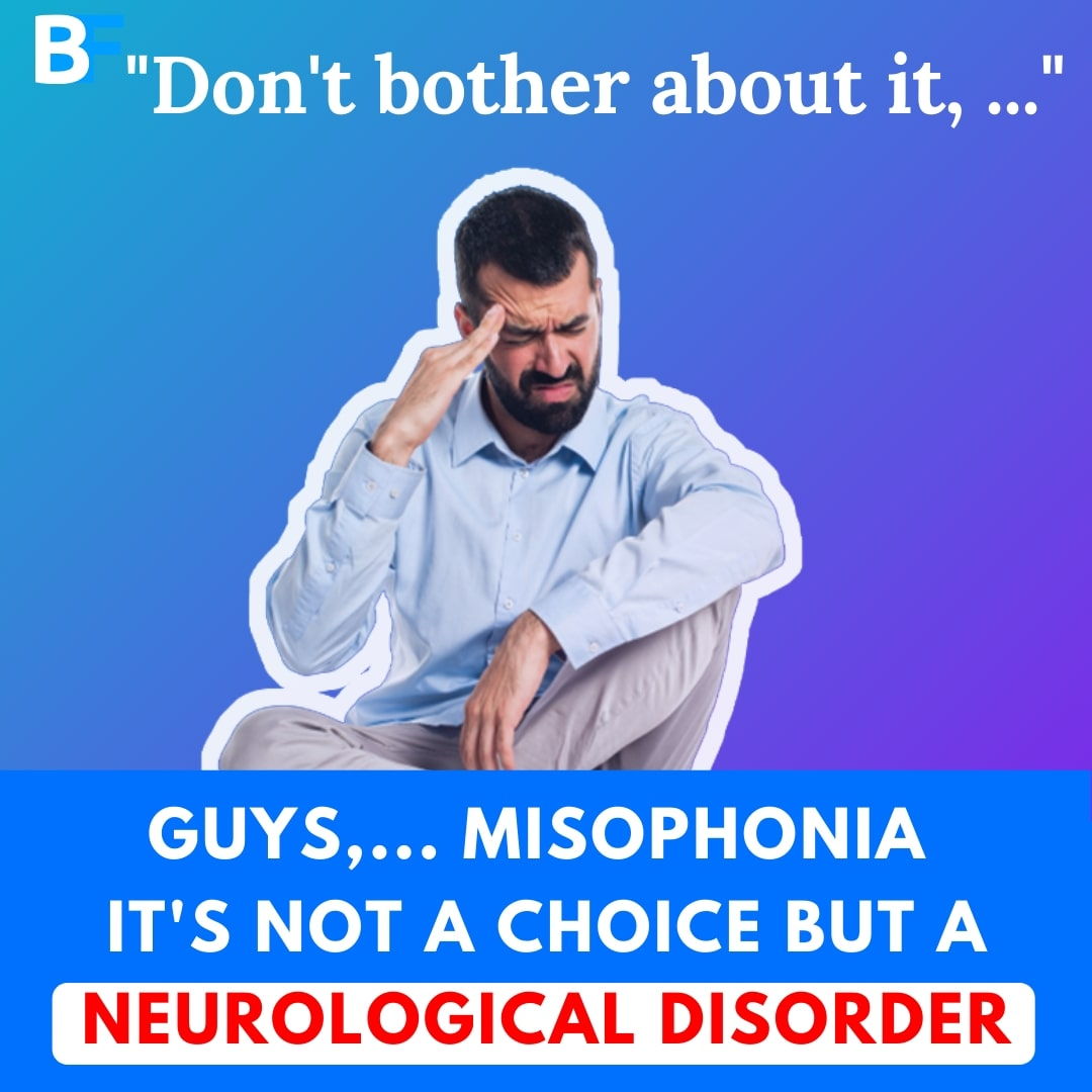 guys misophonia it's not a choice but a neurological disorder-min